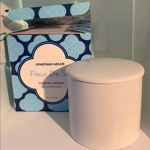 Flier De Sel Ceramic Candle